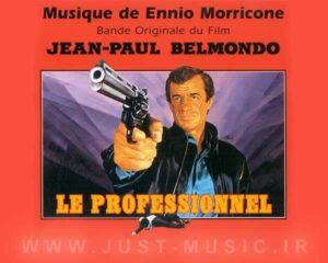 موزیک بسیار زیبای فیلم حرفه ای Le professionnel