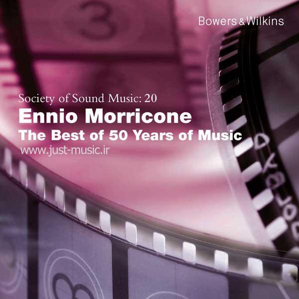 آلبوم موسیقی بهترین آثار انیو موریکونه Ennio Morricone