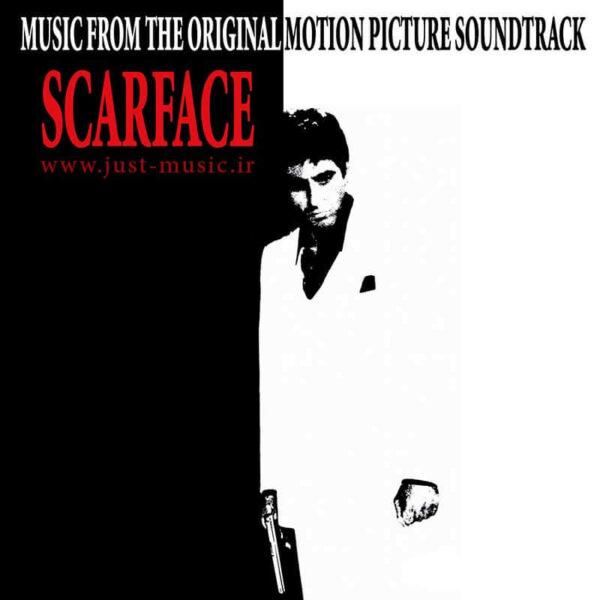 آلبوم موسیقی زیبای فیلم صورت زخمی Scarface