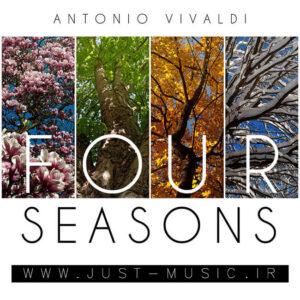 آلبوم موسیقی کلاسیک چهار فصل، بهترین اثر ویوالدی Vivaldi