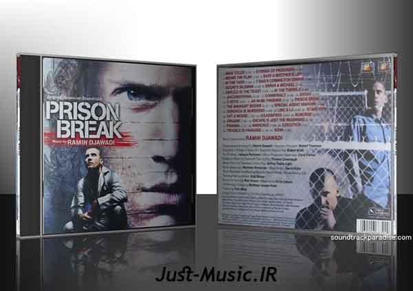 موسیقی متن فرار از زندان از رامین جوادی