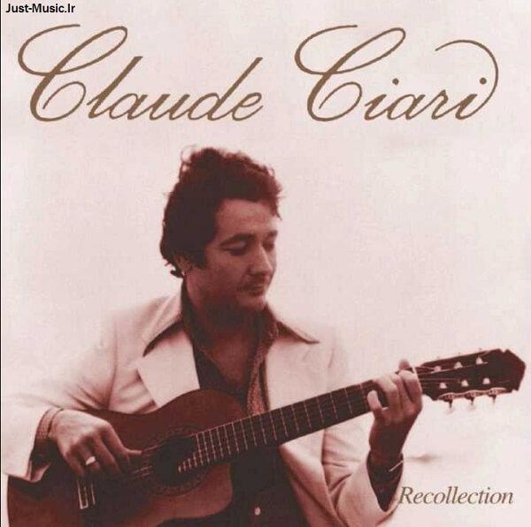 آلبوم بهترین آهنگ های بی کلام گیتار از کلود سیاری Claude Ciari