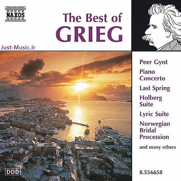 بهترین آهنگ های کلاسیک ادوارد گریگ Edward Grieg