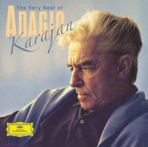 آلبوم بهترین آداجیو های تاریخ (Best of Adagio) از هربرت فون کارایان