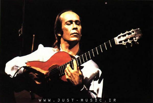آلبوم زیبای اساتید گیتار فلامنکو