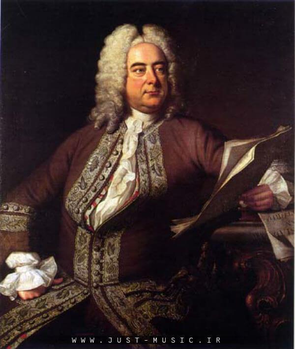 بهترین آهنگ های کلاسیک هندل Handel