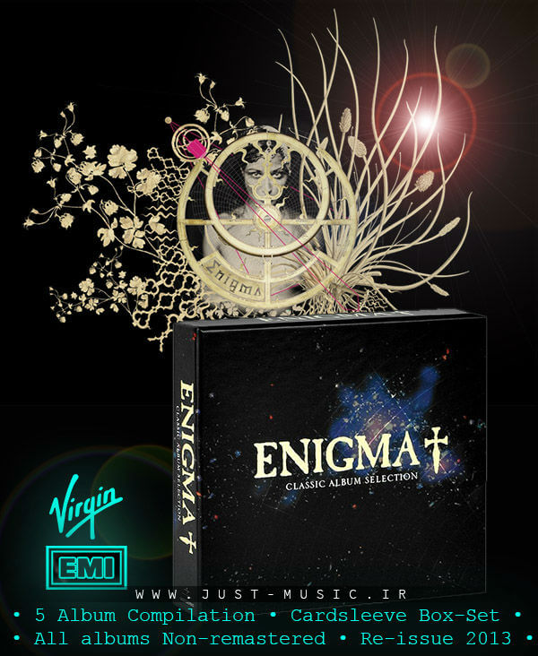 بهترین آهنگ های کلاسیک پروژه انیگما Enigma