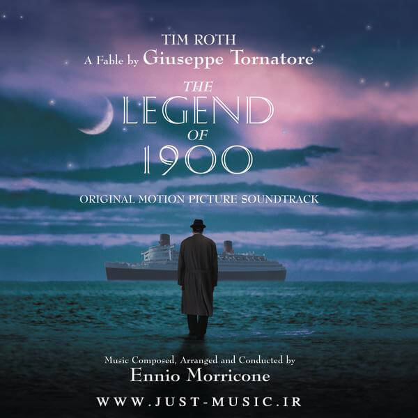 موسیقی متن فیلم افسانه ۱۹۰۰ The Legend of