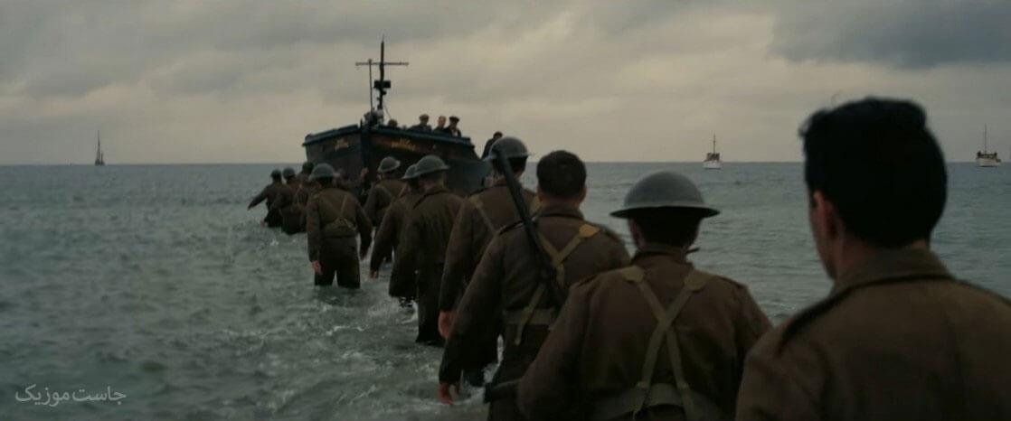 آلبوم موسیقی متن فیلم دانکرک (Dunkirk) شاهکاری دیگر از هانس زیمر