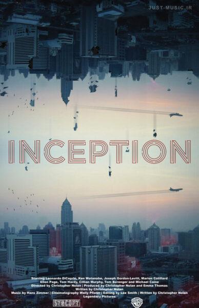 موسیقی متن فیلم تلقین Inception