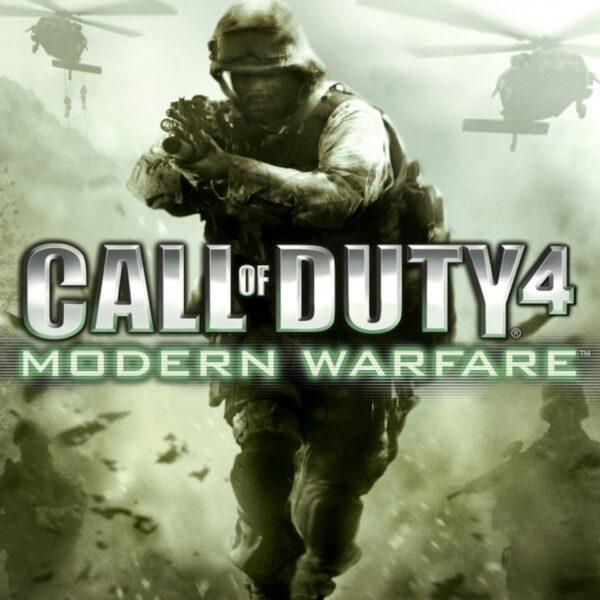 آهنگ بازی ندای وظیفه 4 Call of Duty 4 Modern Warfare