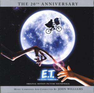 موسیقی متن فیلم ای تی موجود فرازمینی E.T.the Extra-Terrestrial