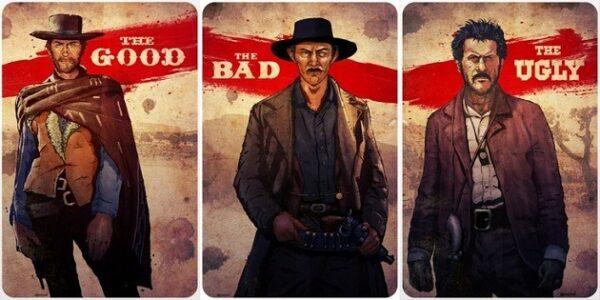 فیلم خوب بد زشت The Good, the Bad and the Ugly