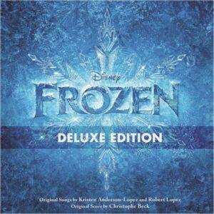 موسیقی متن انیمیشن یخ زده (منجمد) Frozen