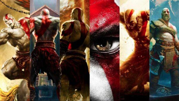 سری بازی های خدای جنگ God of War