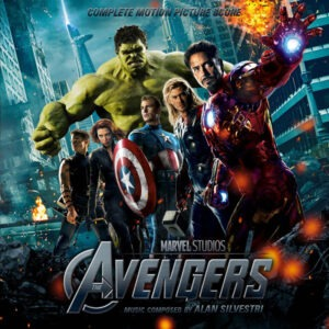 موسیقی متن فیلم انتقام جویان The Avengers