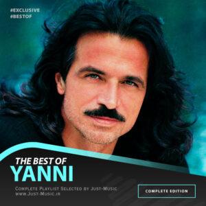 بهترین آهنگ های یانی The Best of Yanni – مجموعه کامل
