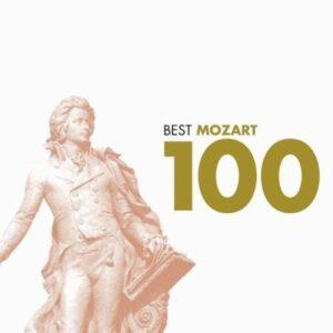 100 موسیقی برتر موتسارت (موزارت) Best Mozart
