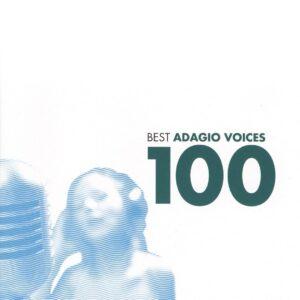 100 موسیقی صدای آداجیو برتر Best Adagio Voices