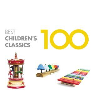 100 موسیقی کلاسیک کودکان برتر Best Children's Classics