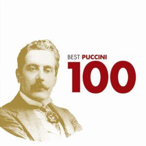 100 موسیقی برتر پوچینی Best Giacomo Puccini
