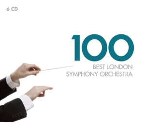 100 موسیقی برتر ارکستر سمفونیک لندن Best London Symphony Orchestra