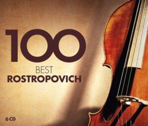 100 موسیقی برتر روستروپوویچ Best Mstislav Rostropovich