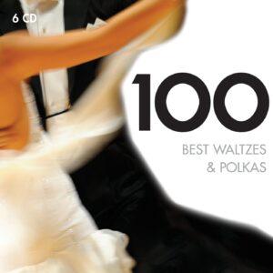 100 موسیقی والس و پولکا برتر Best Waltzes & Polkas