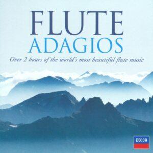 بهترین آهنگ های آداجیو فلوت Flute Adagios