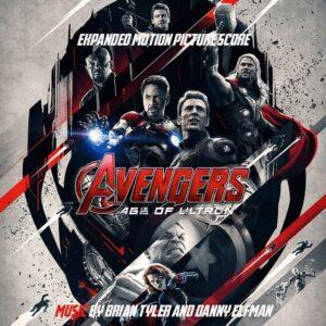 موسیقی متن فیلم انتقام جویان: عصر اولتران Avengers: Age Of Ultron
