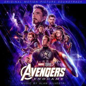 موسیقی متن فیلم انتقام جویان: پایان بازی Avengers: Endgame