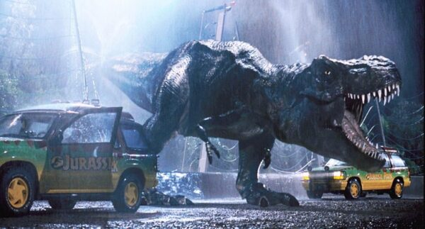 موسیقی فیلم پارک ژوراسیک Jurassic Park