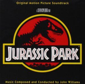 موسیقی متن فیلم پارک ژوراسیک Jurassic Park