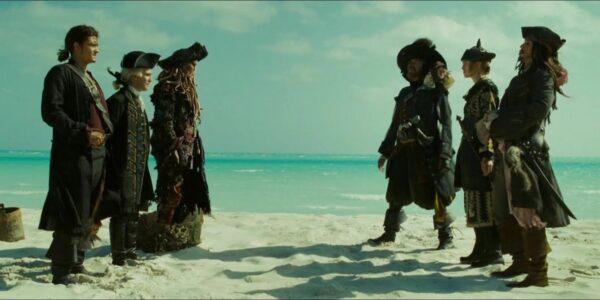 دزدان دریایی کارائیب 3 پایان جهان Pirates of the Caribbean: At World's End
