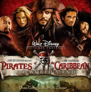 موسیقی متن فیلم دزدان دریایی کارائیب 3 پایان جهان Pirates of the Caribbean: At World's End