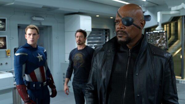 فیلم انتقام جویان The Avengers