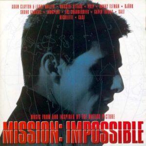 موسیقی متن فیلم ماموریت غیر ممکن Mission Impossible