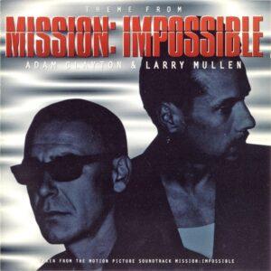 آهنگ های اصلی و معروف ماموریت غیر ممکن + تیتراژ Theme from Mission Impossible