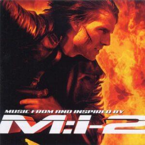 موسیقی متن فیلم ماموریت غیر ممکن 2 Mission: Impossible