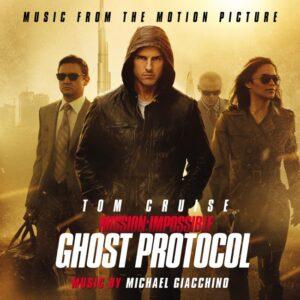 موسیقی متن فیلم ماموریت غیر ممکن 4 پروتکل شبح Mission: Impossible – Ghost Protocol