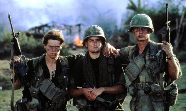 فیلم جوخه Platoon 1986