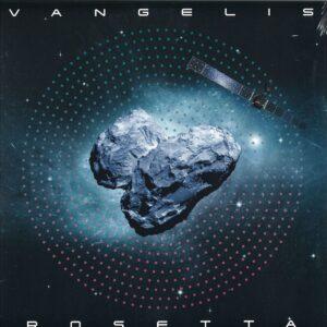 آلبوم موسیقی Rosetta (رزتا) اثری از ونگلیس Vangelis