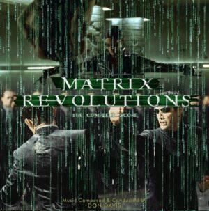 موسیقی متن فیلم ماتریکس 3: انقلاب های ماتریکس The Matrix Revolutions