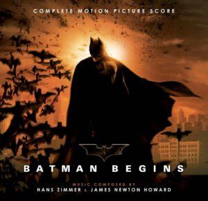 موسیقی متن فیلم بتمن آغاز می کند Batman Begins