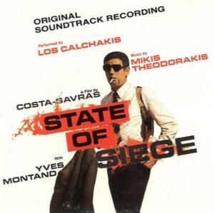 موسیقی متن فیلم حکومت نظامی State Of Siege