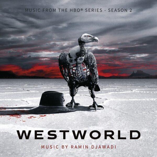 کاور فصل دوم، موسیقی متن سریال وست ورلد (دنیای غرب) Westworld