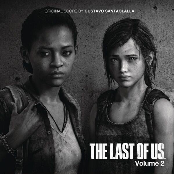 آلبوم موسیقی متن بازی آخرین بازمانده از ما The Last of Us قسمت دوم