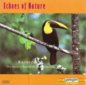 مجموعه صدای جنگل بارانی Rainforest