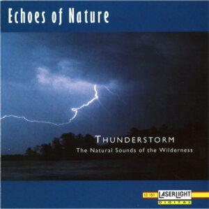 مجموعه صدای رعد و برق و باران Thunderstorm
