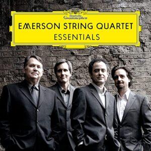 کوارتت زهی امرسون: مجموعه بهترین آهنگ ها و مهم ترین آثار Emerson String Quartet Essentials